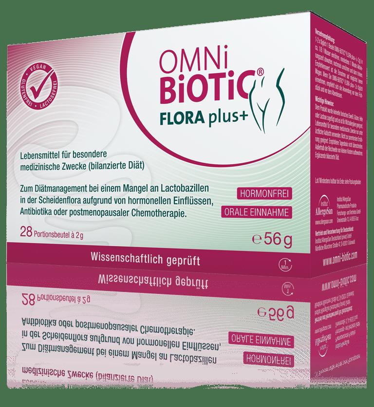 OMNi-BiOTiC® FLORA plus
