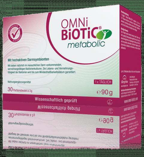 """OMNi-BiOTiC® metabolic: Gleich""""gewicht"""" im Darm"""