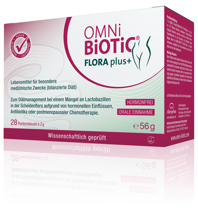 OMNi-BiOTiC® FLORA plus DE