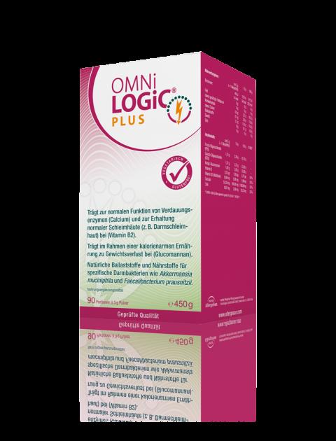 OMNi-LOGiC® PLUS enthält eine spezielle Kombination aus hochwertigen Vitaminen, Mineralstoffen, Spurenelementen und wertvollen kurzkettigen Kohlenhydraten.
