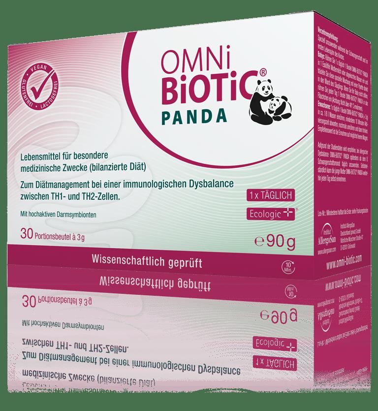 OMNi-BiOTiC® PANDA: Ein guter Start für Mutter und Kind