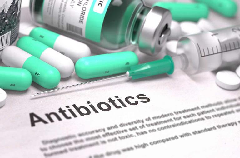 Die Entdeckung des Antibiotikums