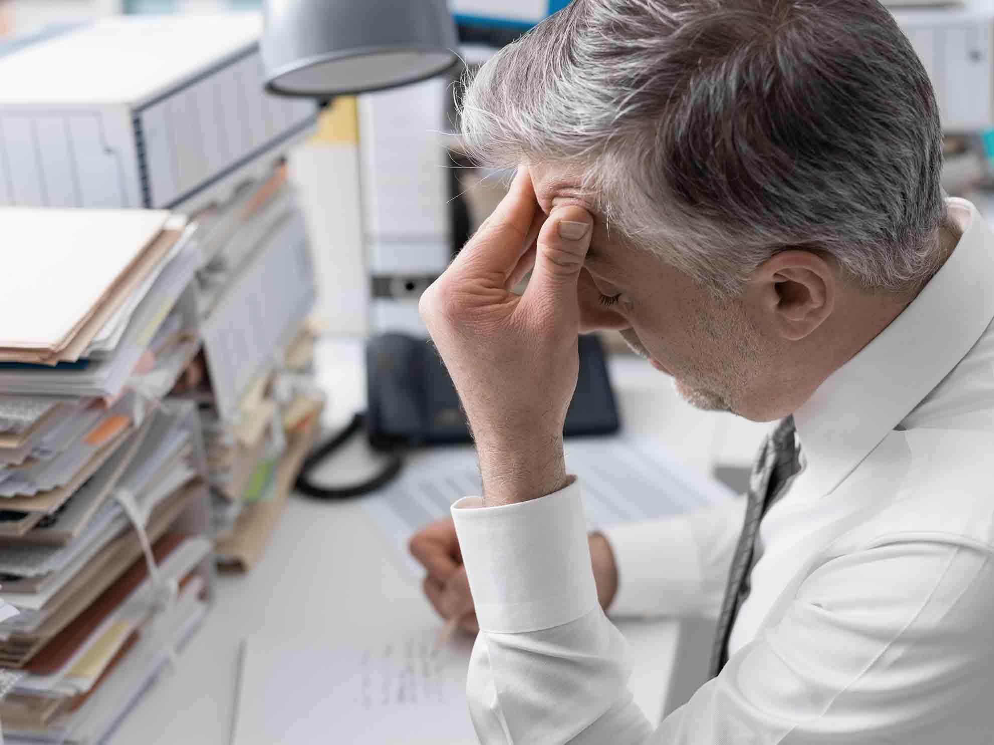 Hormone wie CORTISOL werden in unserem Körper gebildet, um Entzündungen abbauen zu können.