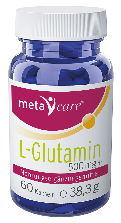 metacare® L-Glutamin Aminosäure für den Darm