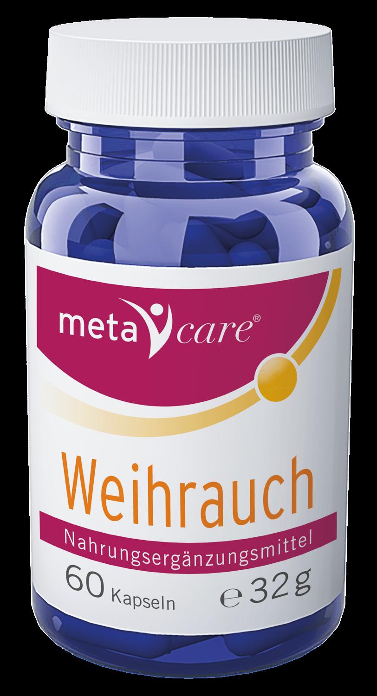 metacare® Weihrauch Weisheit des Ayurveda