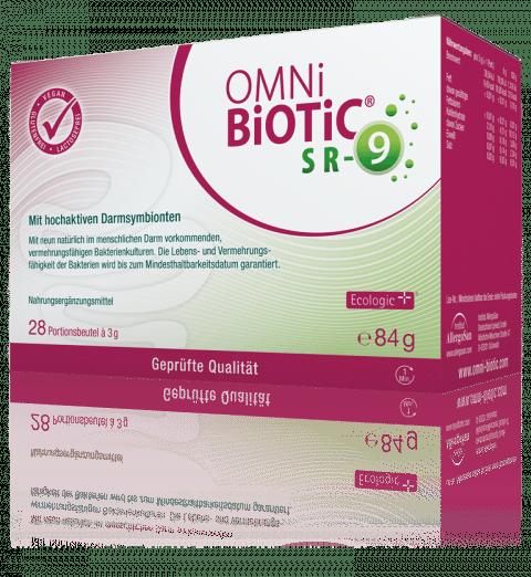 OMNi-BiOTiC® SR-9: Bewährte Kombination – geprüfte Qualität.