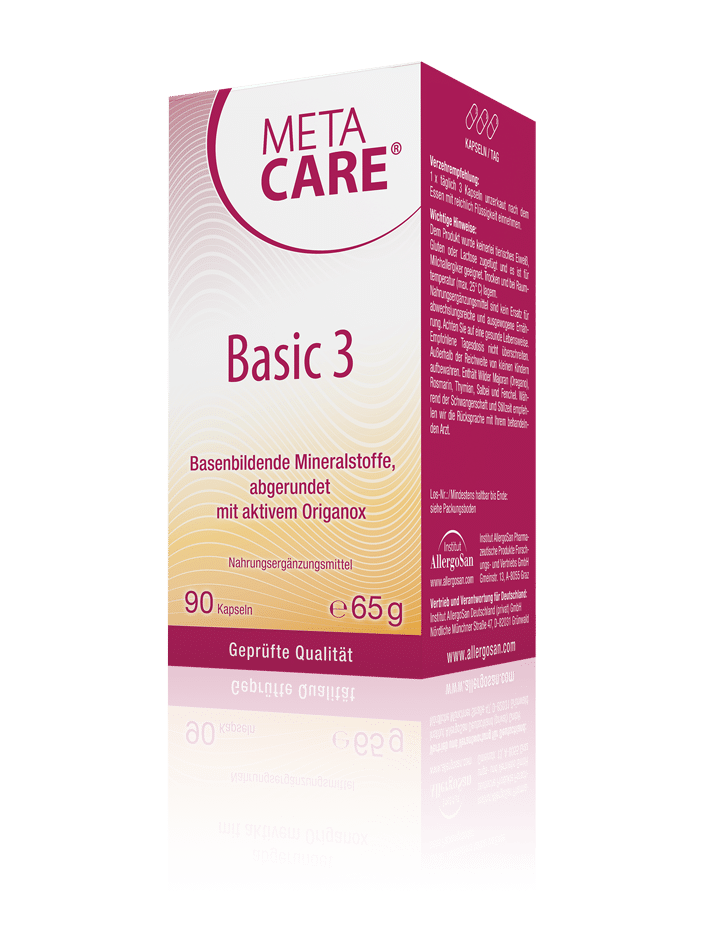 META-CARE® Basic 3
