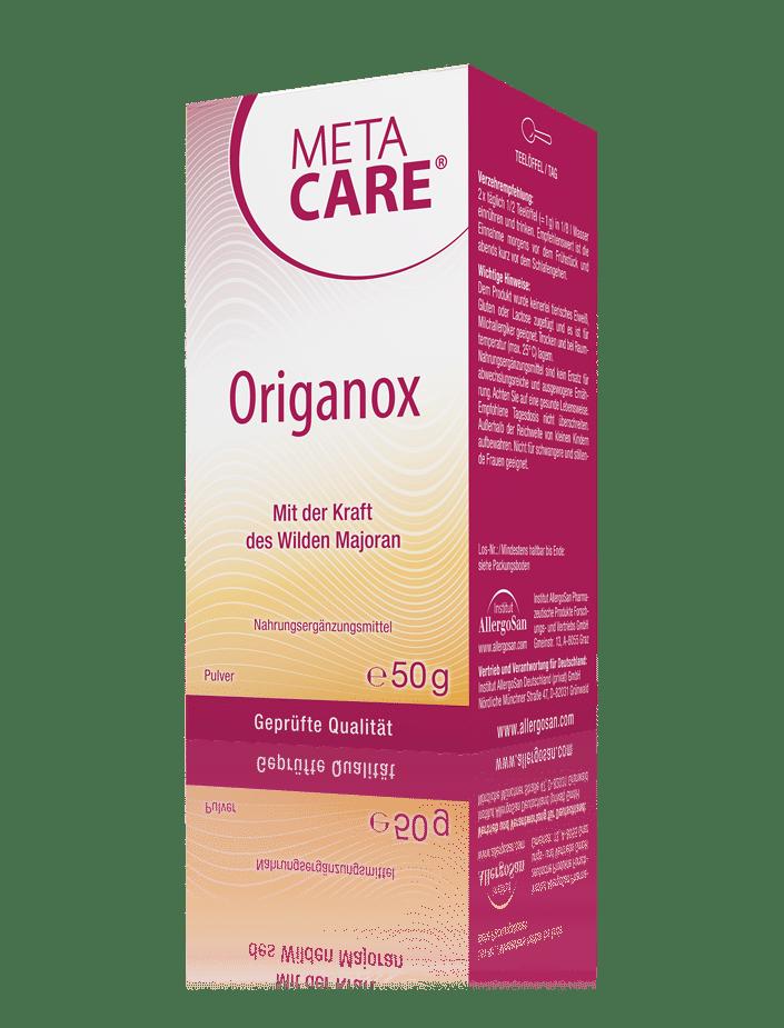 META-CARE® Origanox Luft & Atemwege