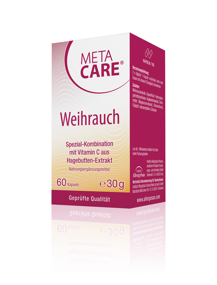 META-CARE® Weihrauch Gelenke & Beweglichkeit