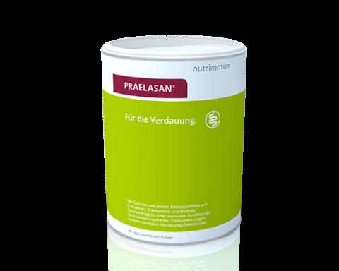 Zu einer gesunden Verdauung tragen viele Faktoren bei – unter anderem eine ballaststoffreiche Ernährung. PRAELASAN® unterstützt Sie dabei!