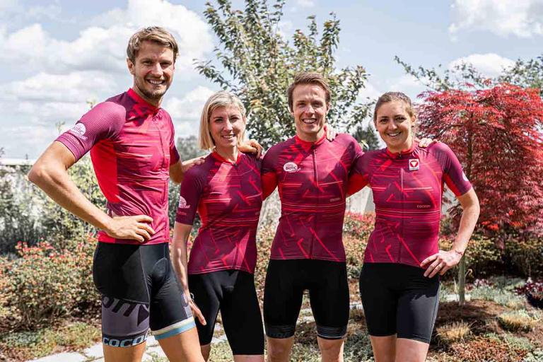 Das OMNi-BiOTiC@ POWER-Triathlon-Team stellt sich vor