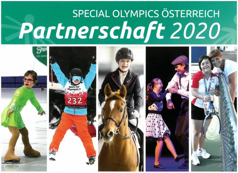 Special Olympics Österreich Partnerschaft 2020 Institut AllerogSan Pharmazeutische Produkte Forschung- und Vertriebs GmbH