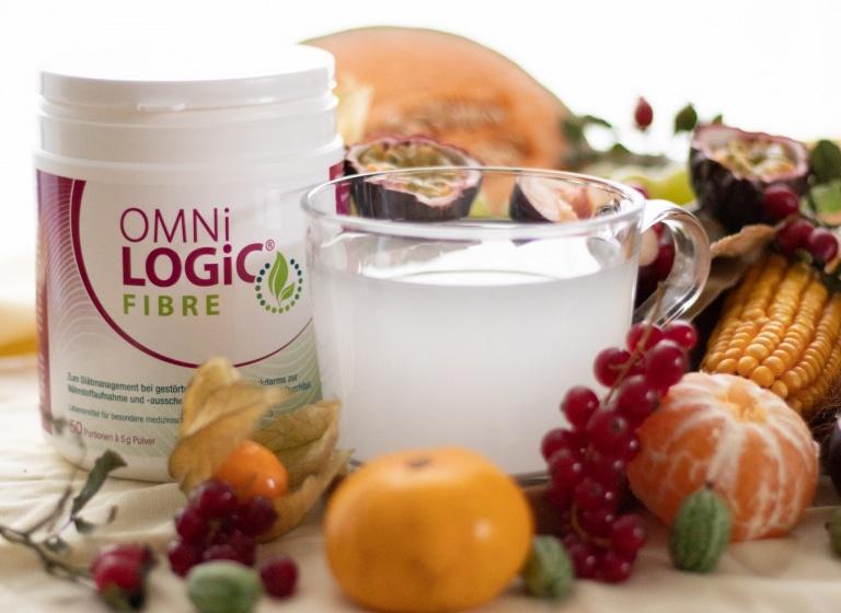 OMNi-LOGiC® FIBRE Die natürliche Ballaststoffquelle