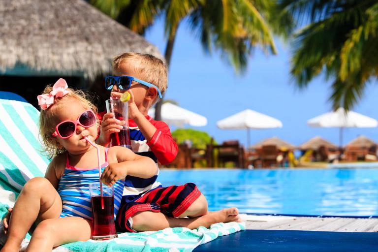 Lesen Sie ausgewählte Tipps für einen erholsamen Urlaub für Groß und Klein nach!