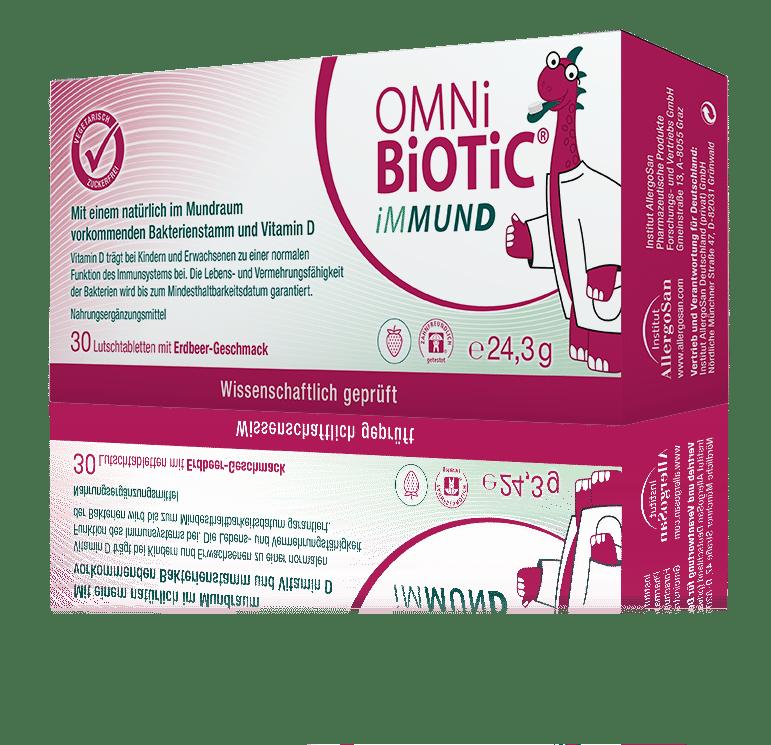 OMNi-BiOTiC® iMMUND